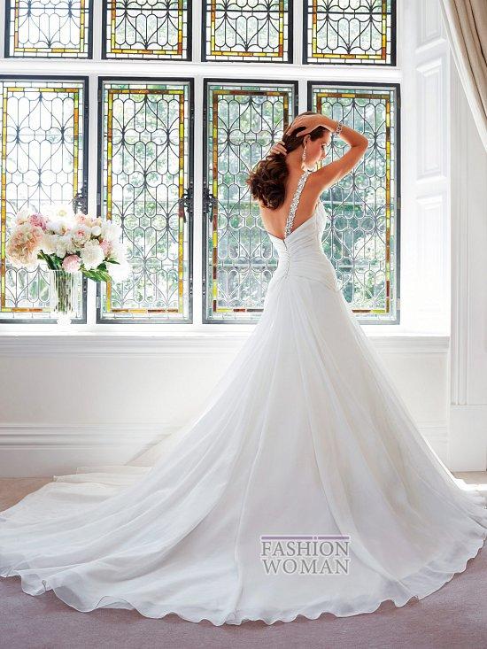 Коллекция свадебных платьев Sophia Tolli осень 2014 фото №25