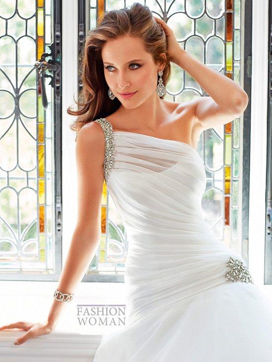 Коллекция свадебных платьев Sophia Tolli осень 2014 фото №26