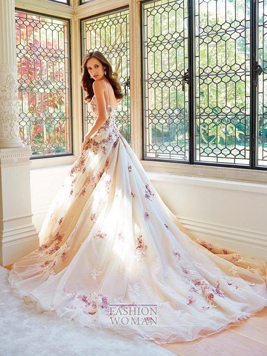 Коллекция свадебных платьев Sophia Tolli осень 2014 фото №28