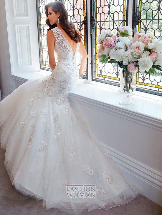 Коллекция свадебных платьев Sophia Tolli осень 2014 фото №31