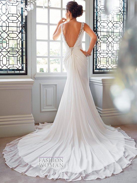 Коллекция свадебных платьев Sophia Tolli осень 2014 фото №33