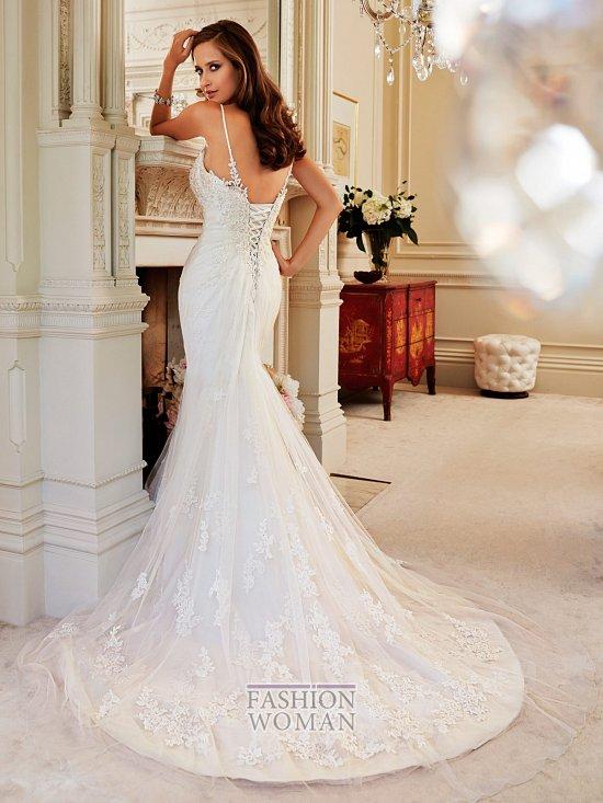 Коллекция свадебных платьев Sophia Tolli осень 2014 фото №35