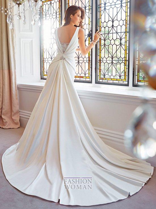 Коллекция свадебных платьев Sophia Tolli осень 2014 фото №37