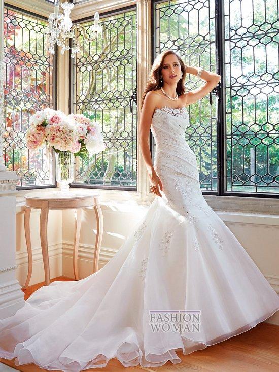 свадебные платья осень 2014