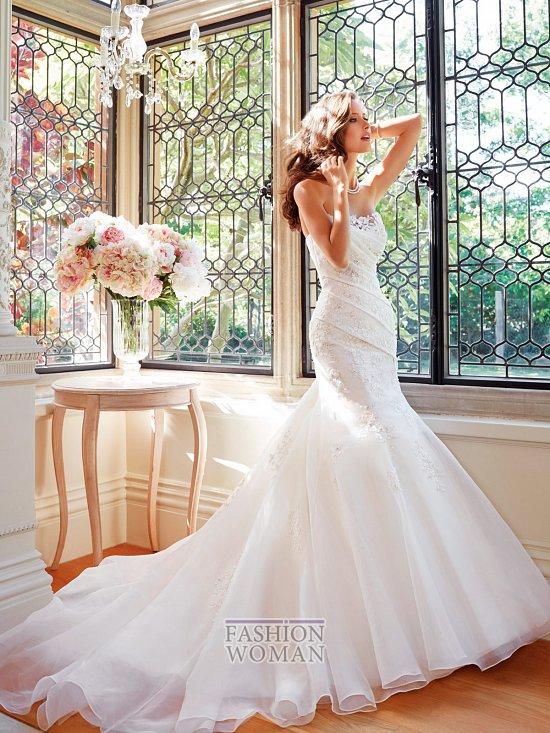 Коллекция свадебных платьев Sophia Tolli осень 2014 фото №44