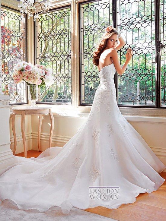 Коллекция свадебных платьев Sophia Tolli осень 2014 фото №45