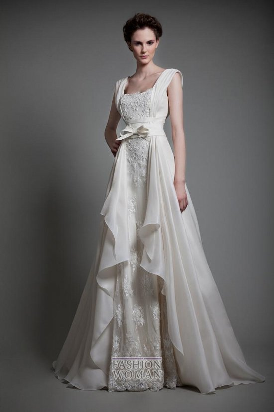 Коллекция свадебных платьев Tony Ward 2013 фото №1