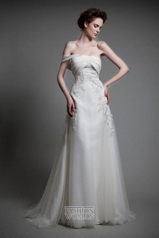 Коллекция свадебных платьев Tony Ward 2013 фото №2