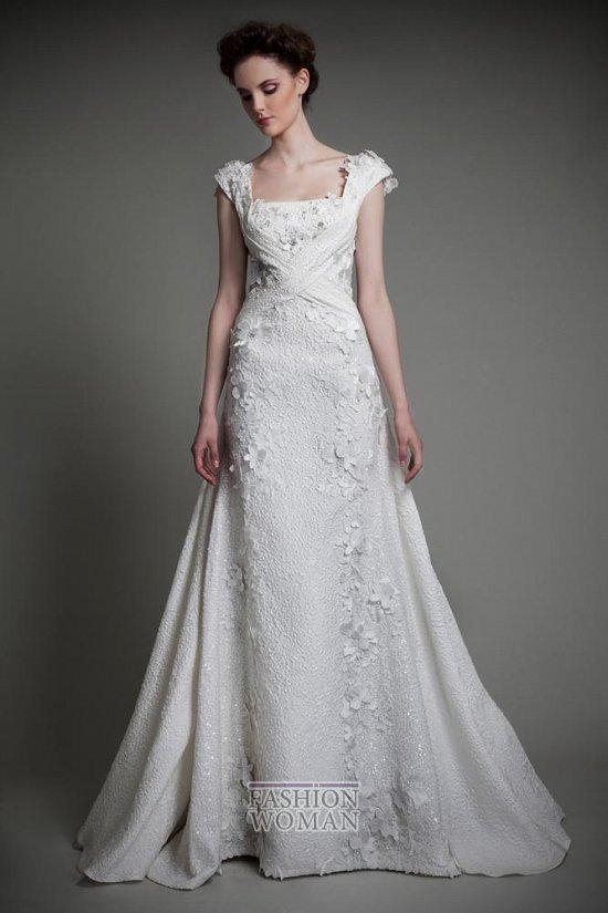 Коллекция свадебных платьев Tony Ward 2013 фото №11
