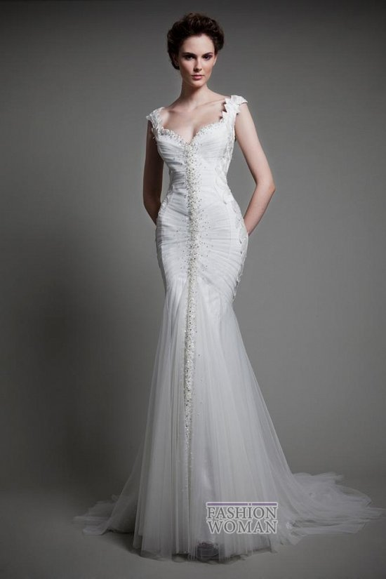 Коллекция свадебных платьев Tony Ward 2013 фото №12