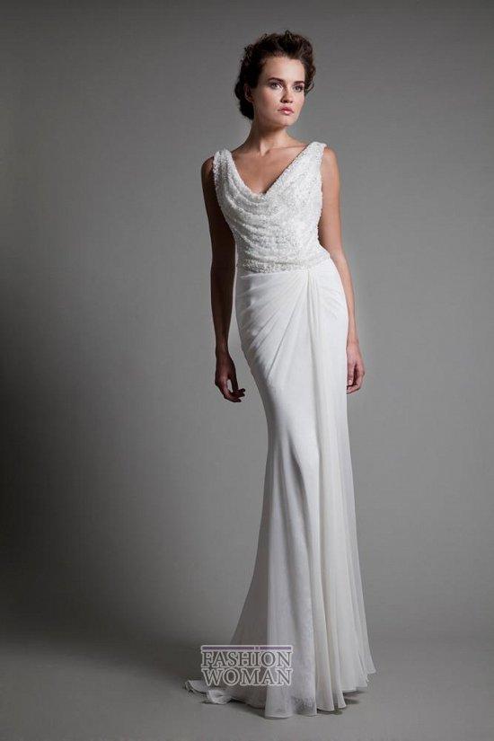 Коллекция свадебных платьев Tony Ward 2013 фото №13