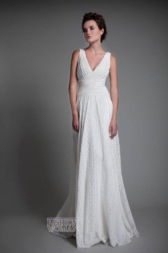 Коллекция свадебных платьев Tony Ward 2013 фото №15
