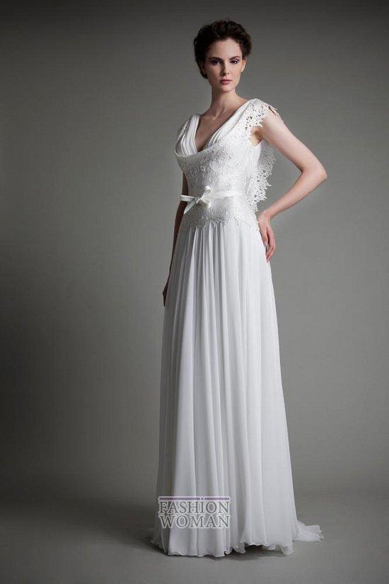 Коллекция свадебных платьев Tony Ward 2013 фото №16