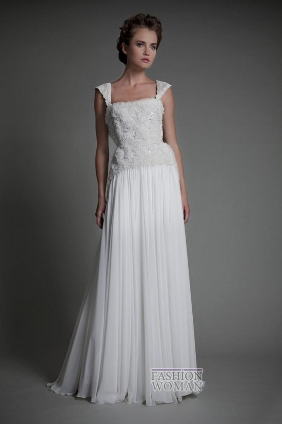 Коллекция свадебных платьев Tony Ward 2013 фото №17