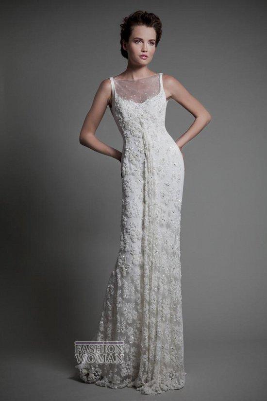 Коллекция свадебных платьев Tony Ward 2013 фото №18