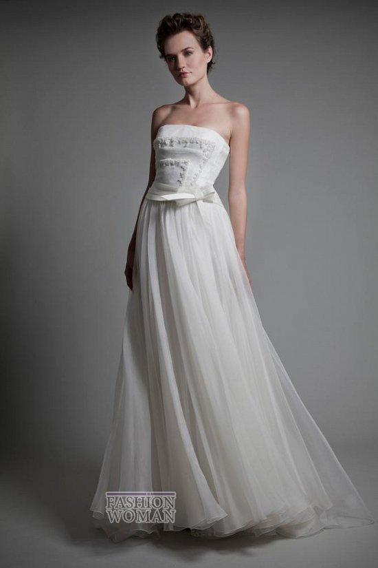 Коллекция свадебных платьев Tony Ward 2013 фото №19