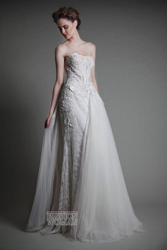 Коллекция свадебных платьев Tony Ward 2013 фото №3