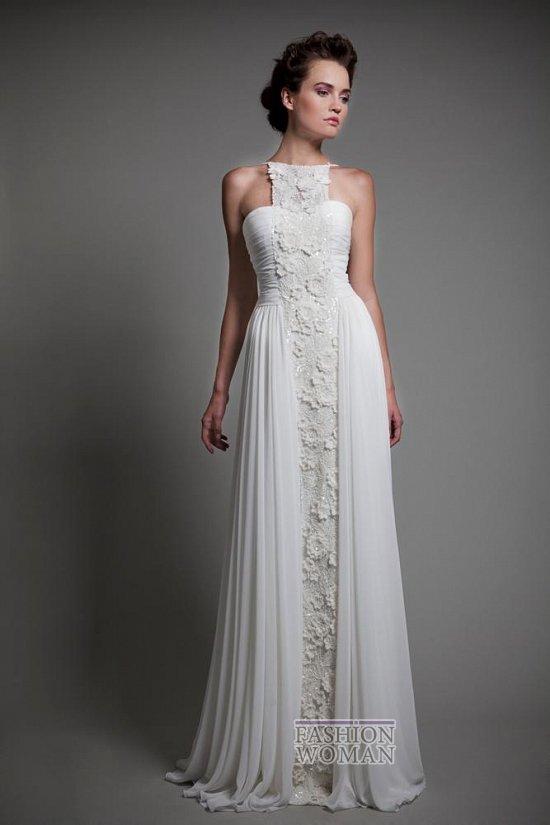 Коллекция свадебных платьев Tony Ward 2013 фото №21