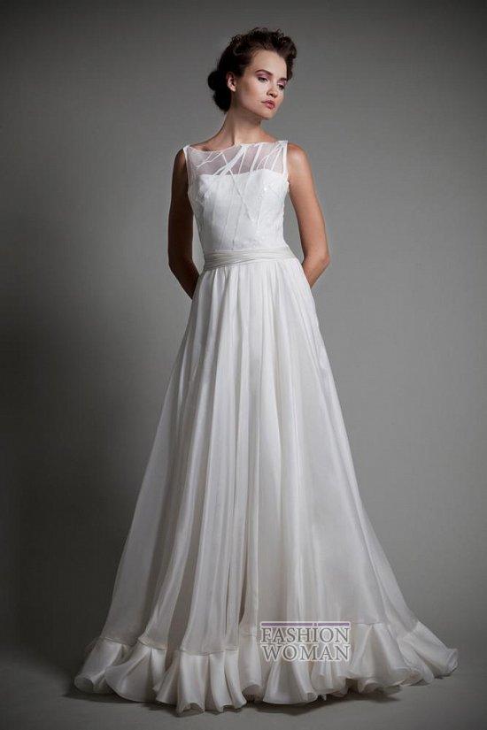 Коллекция свадебных платьев Tony Ward 2013 фото №22