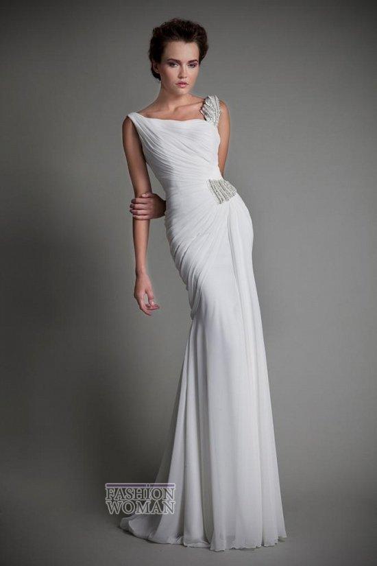 Коллекция свадебных платьев Tony Ward 2013 фото №23