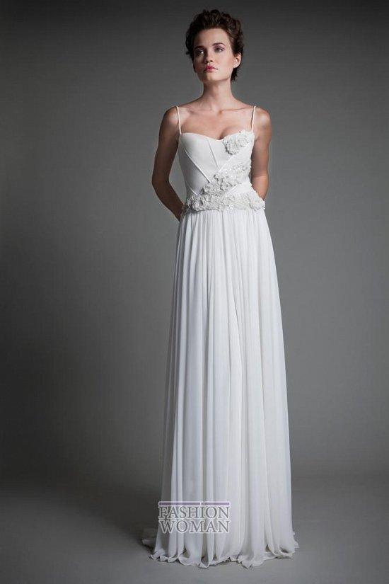 Коллекция свадебных платьев Tony Ward 2013 фото №24