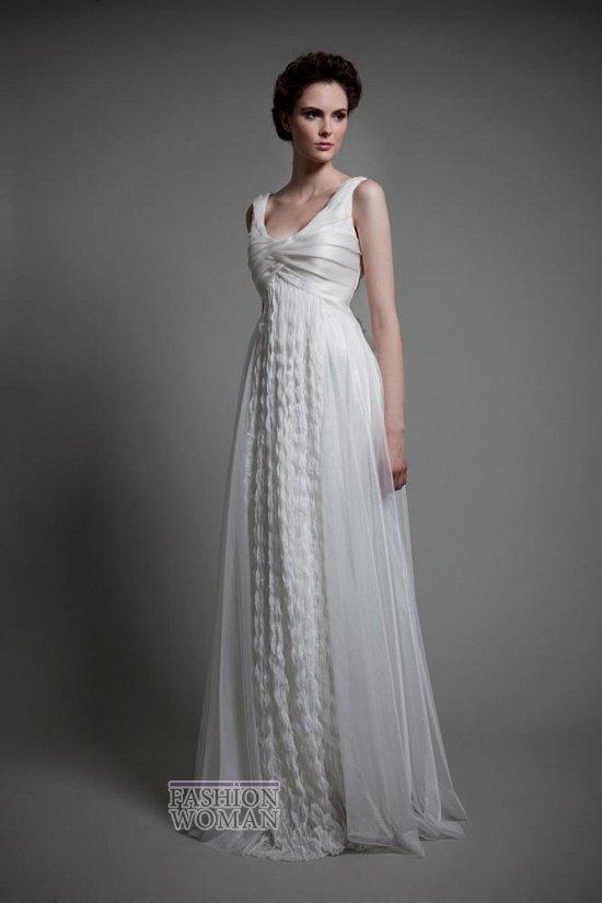Коллекция свадебных платьев Tony Ward 2013 фото №25