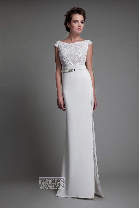 Коллекция свадебных платьев Tony Ward 2013 фото №26