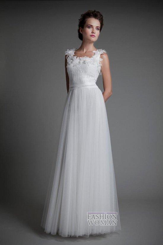 Коллекция свадебных платьев Tony Ward 2013 фото №27