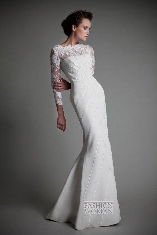 Коллекция свадебных платьев Tony Ward 2013 фото №28