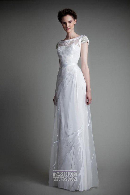 Коллекция свадебных платьев Tony Ward 2013 фото №29