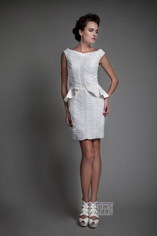 Коллекция свадебных платьев Tony Ward 2013 фото №30