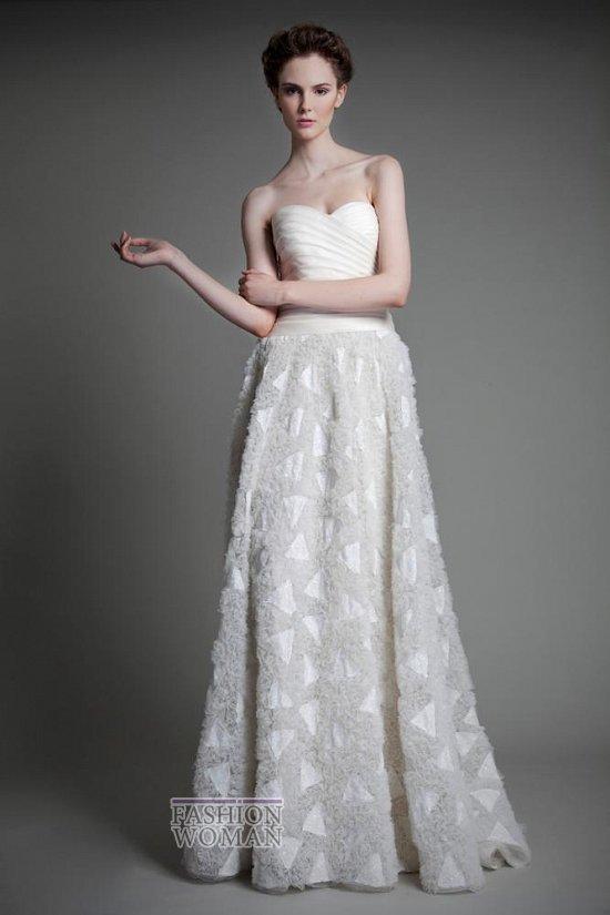 Коллекция свадебных платьев Tony Ward 2013 фото №4