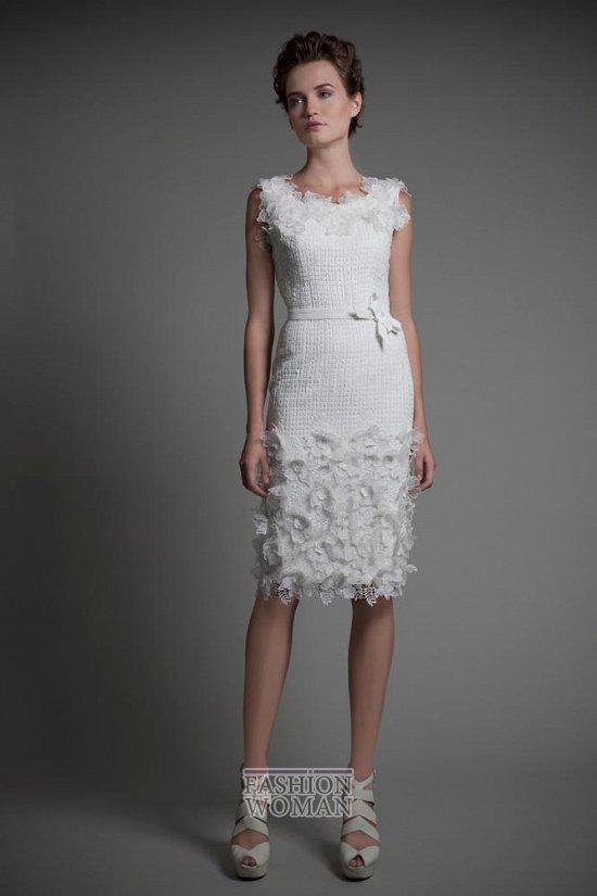 Коллекция свадебных платьев Tony Ward 2013 фото №31