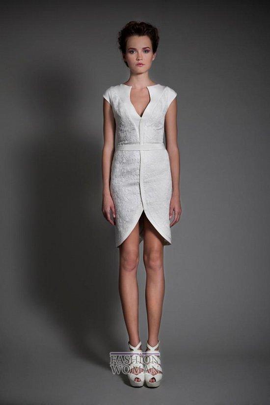 Коллекция свадебных платьев Tony Ward 2013 фото №32