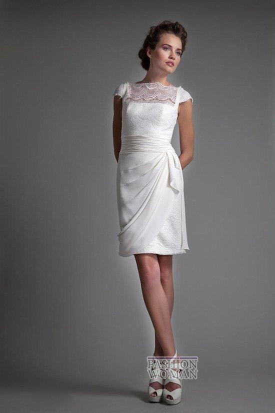 Коллекция свадебных платьев Tony Ward 2013 фото №33