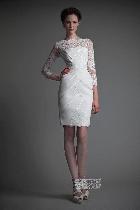 Коллекция свадебных платьев Tony Ward 2013 фото №34