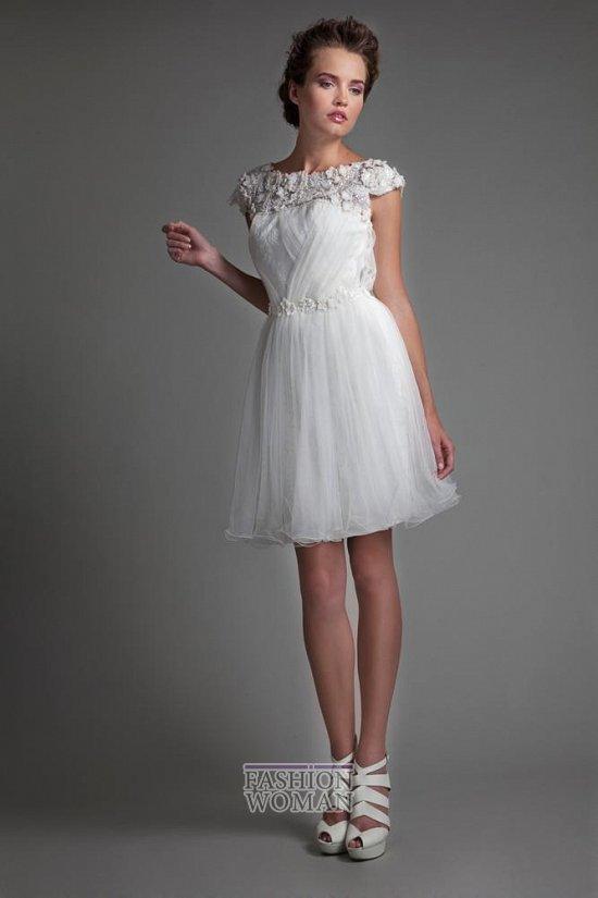 Коллекция свадебных платьев Tony Ward 2013 фото №35