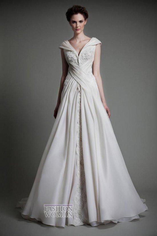 Коллекция свадебных платьев Tony Ward 2013 фото №6