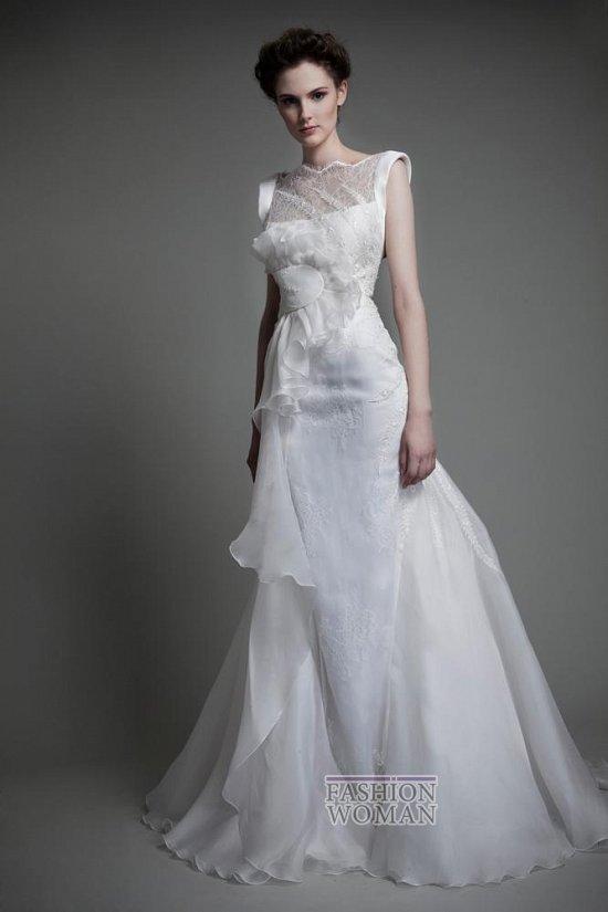 Коллекция свадебных платьев Tony Ward 2013 фото №8