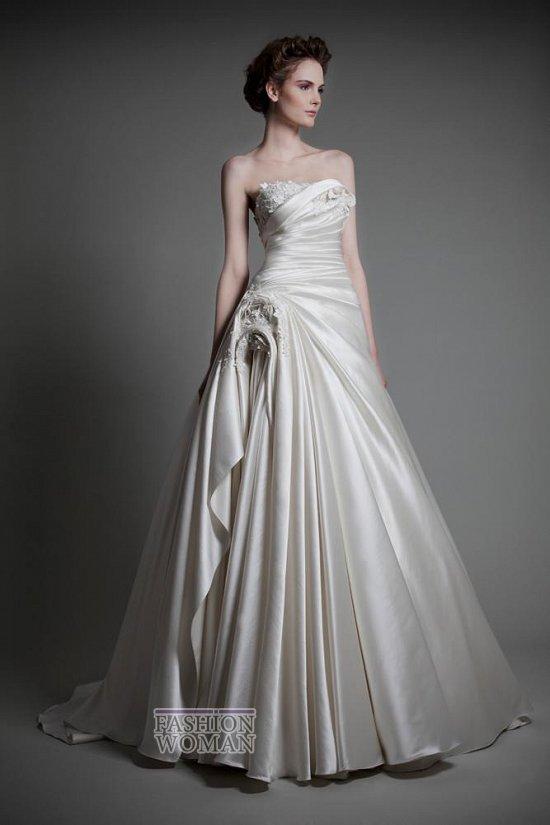Коллекция свадебных платьев Tony Ward 2013 фото №9