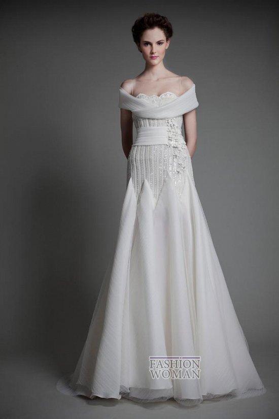 Коллекция свадебных платьев Tony Ward 2013 фото №10