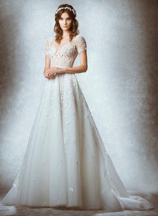 Коллекция свадебных платьев Zuhair Murad осень 2015 фото №1