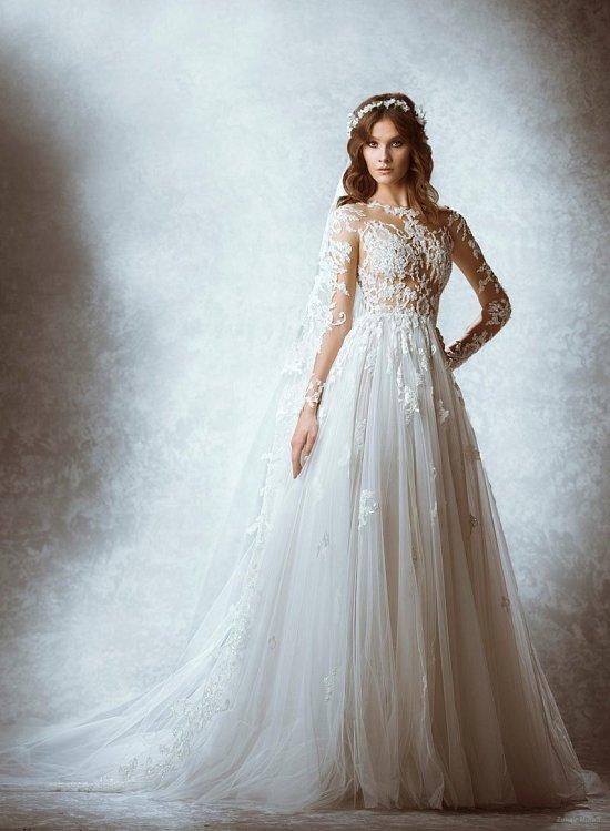 Коллекция свадебных платьев Zuhair Murad осень 2015 фото №6