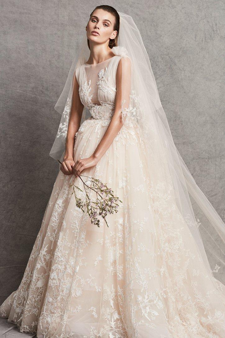 Коллекция свадебных платьев Zuhair Murad осень-зима 2018-2019 фото №5