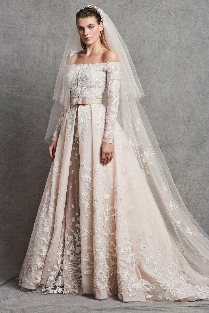 Коллекция свадебных платьев Zuhair Murad осень-зима 2018-2019 фото №15