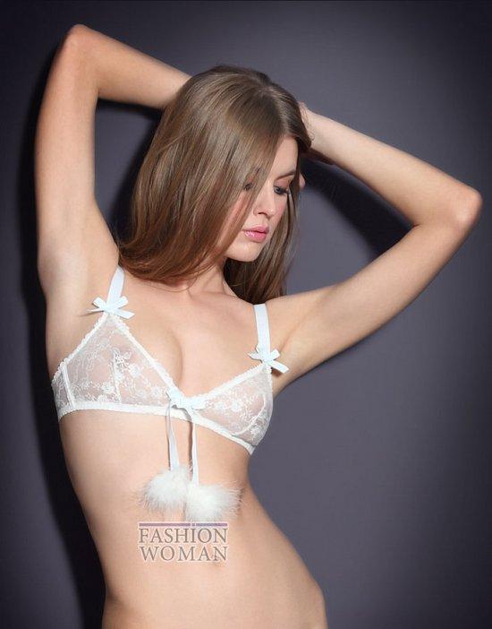 Коллекция свадебного нижнего белья 2012 от Agent Provocateur фото №49