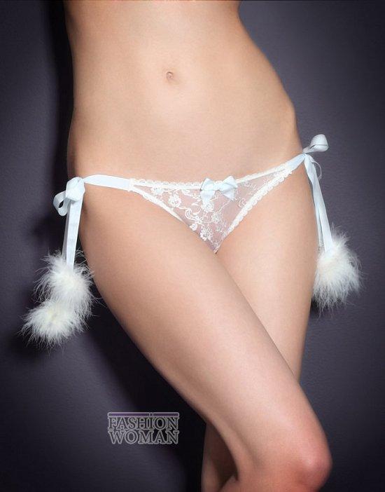 Коллекция свадебного нижнего белья 2012 от Agent Provocateur фото №51