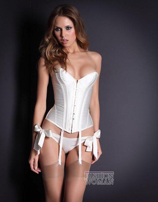 Коллекция свадебного нижнего белья 2012 от Agent Provocateur фото №77