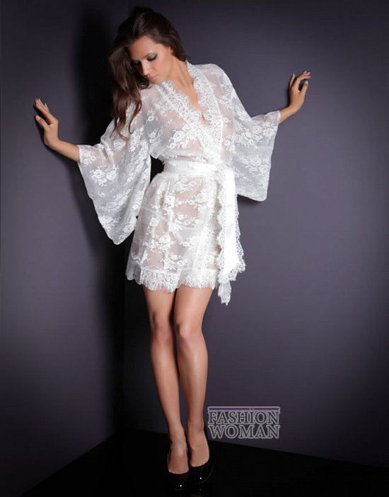 Коллекция свадебного нижнего белья 2012 от Agent Provocateur фото №79