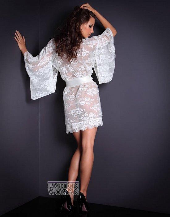 Коллекция свадебного нижнего белья 2012 от Agent Provocateur фото №80